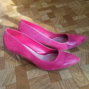 Rockport pink pumps